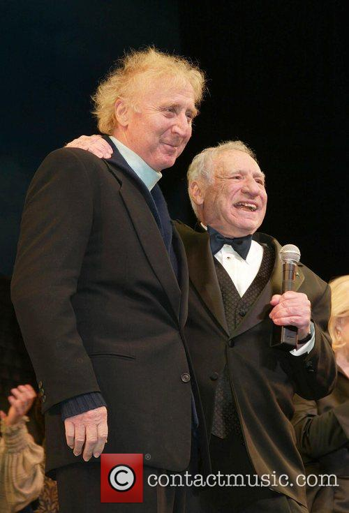 Gene Wilder and Mel Brooks 4