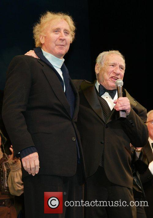 Gene Wilder and Mel Brooks 6