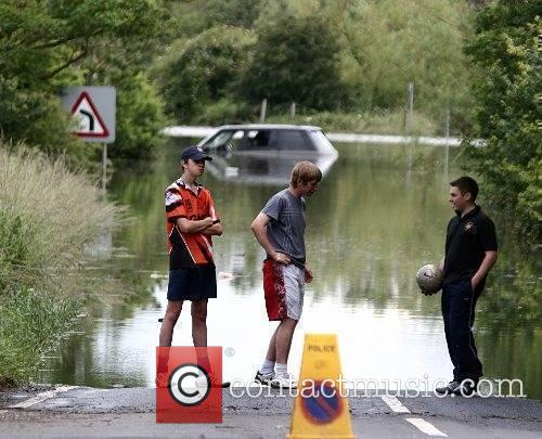 As the Yorkshire floods subside drivers ignored warning...