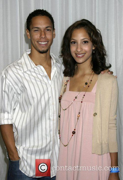 Bryton McClure and Christel Khalil 1