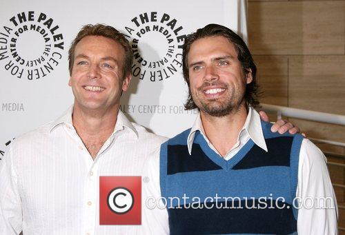 Doug Davidson & Joshua Morrow 'Young and the...