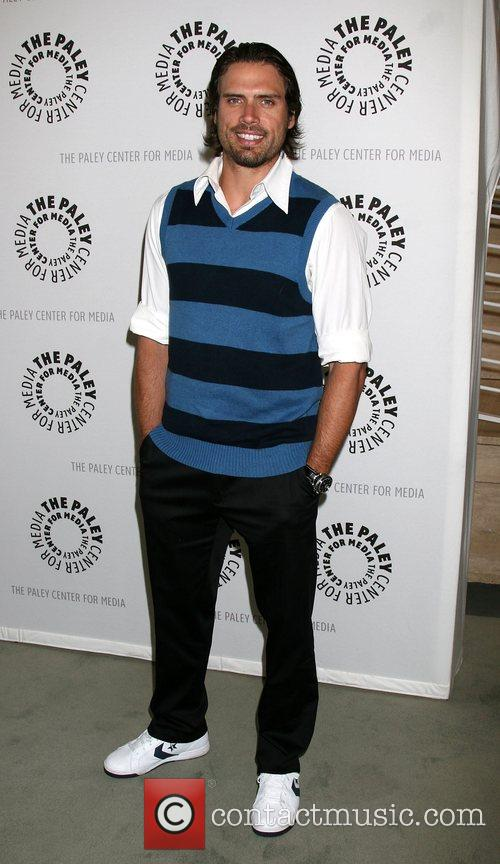 Joshua Morrow 'Young and the Restless' Celebrates 35...