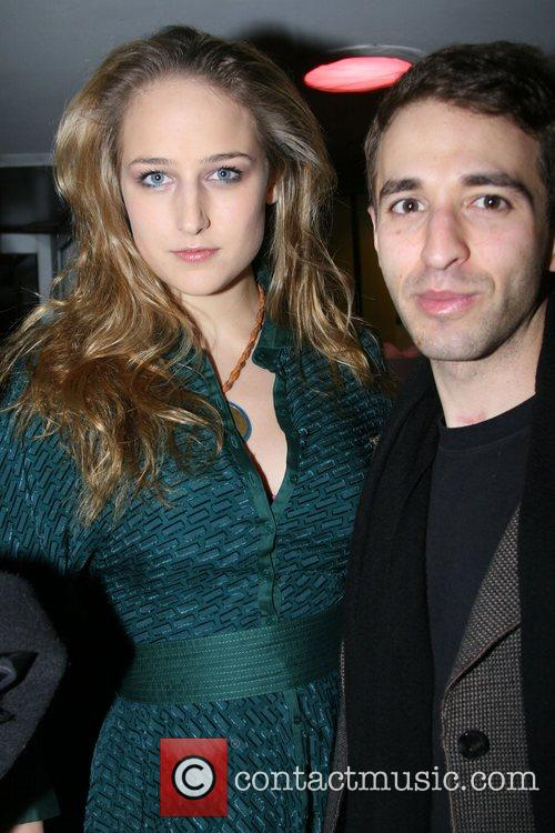 Leelee Sobieski and guest Young Collector's Ball at...
