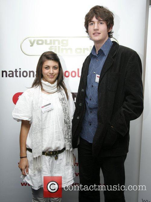 Winners Diana Earle and David Grey Young Film...