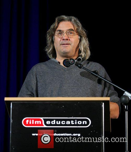 Paul Greengrass  Young Film Critic Awards 2007...