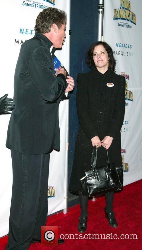 David Hasselhoff and Mel Brooks 4