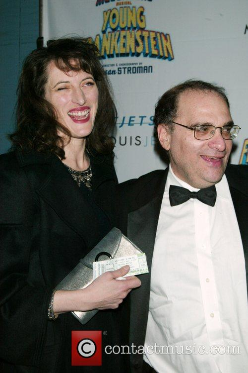 Bob Weinstein and Mel Brooks 6
