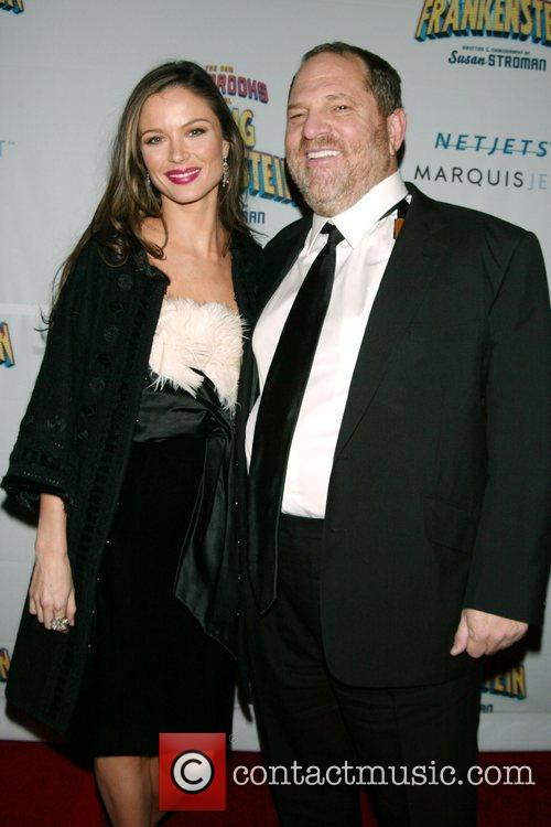 Georgina Chapman and Mel Brooks 9