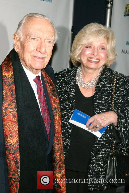 Walter Cronkite and Mel Brooks 4