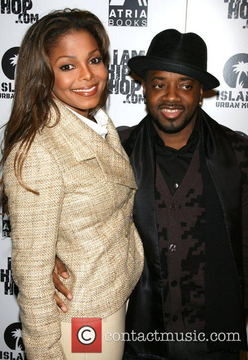 Janet Jackson and Jermaine Dupri 2
