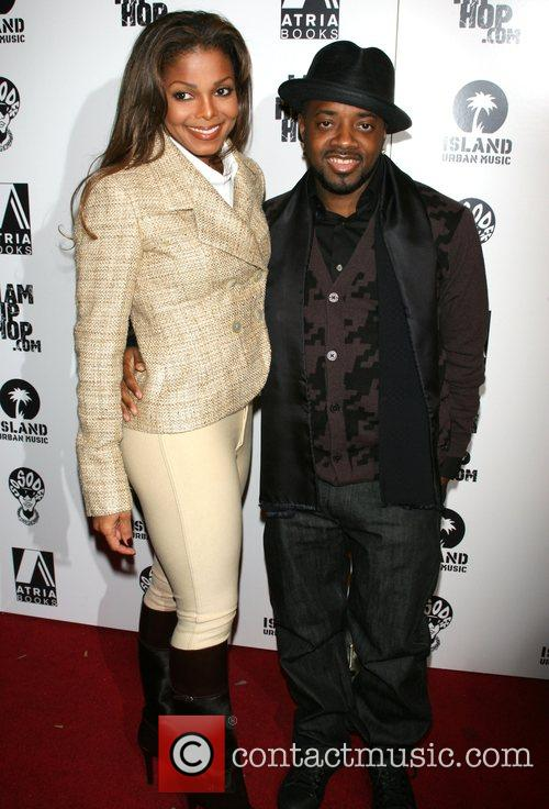 Janet Jackson and Jermaine Dupri 1