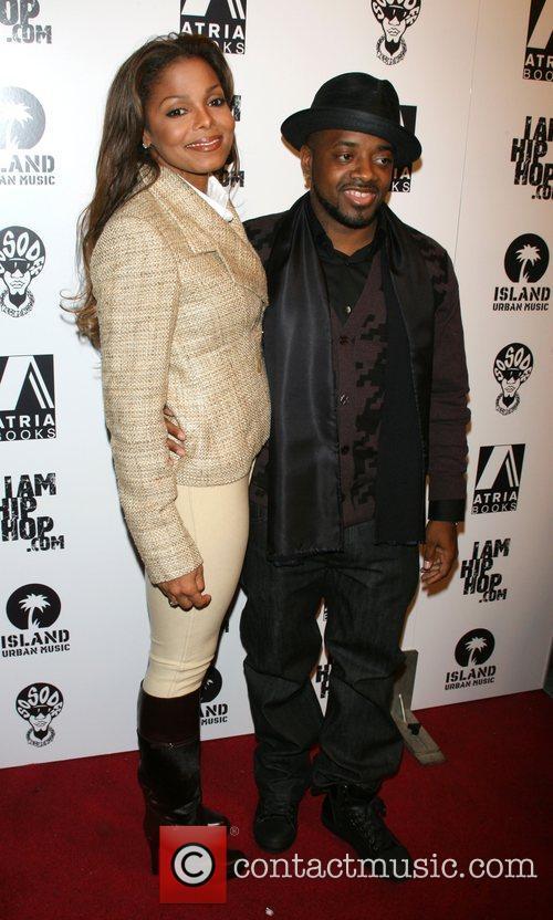 Janet Jackson and Jermaine Dupri 10