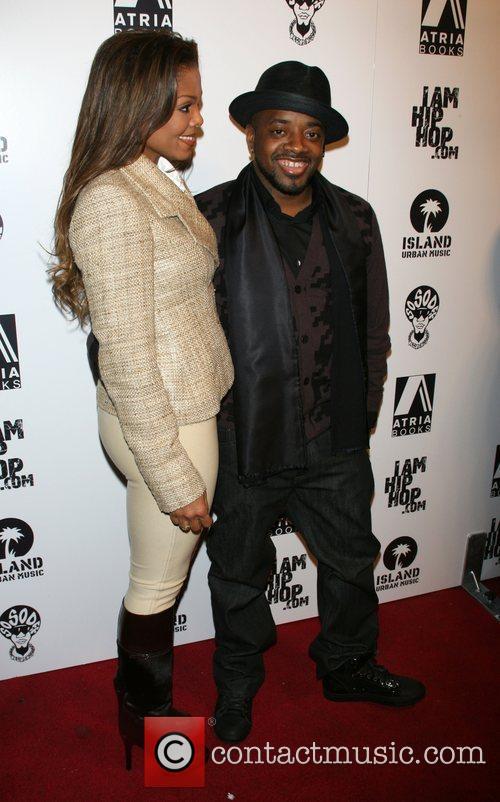 Janet Jackson and Jermaine Dupri 8