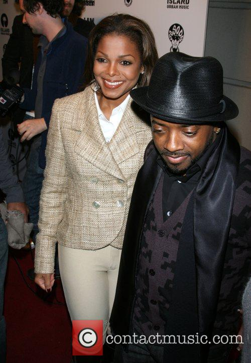 Janet Jackson and Jermaine Dupri 11