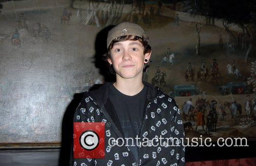 Lil' Chris Youth Music Week 2007 - Photocall...