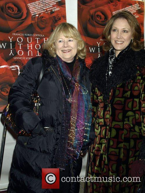 Shirley Knight and Kaitlin Hopkins