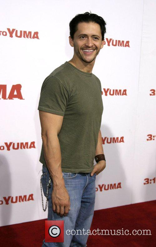 Premiere of '3:10 to Yuma' held at the...