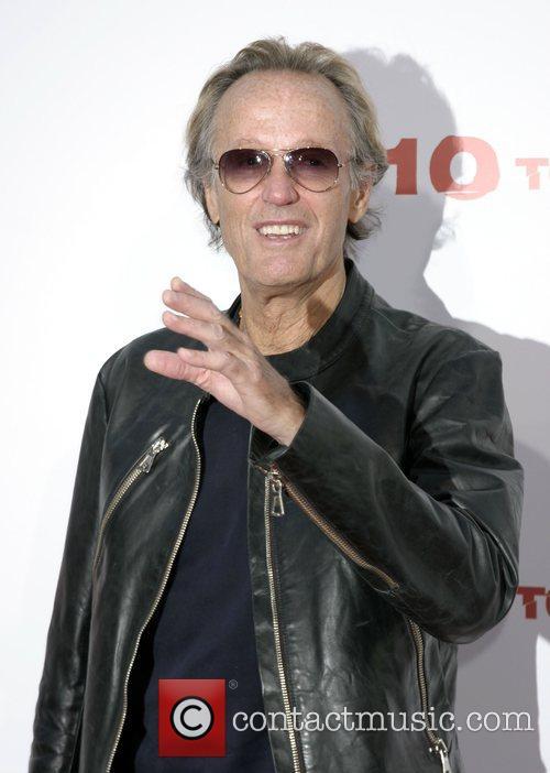 Peter Fonda Premiere of '3:10 to Yuma' held...