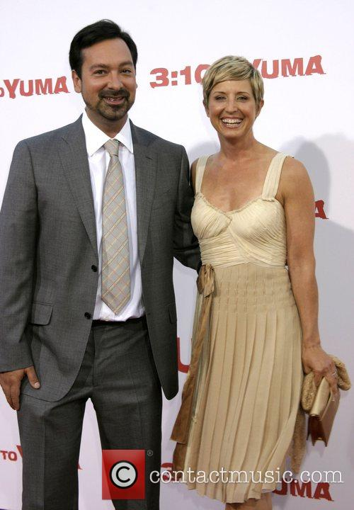 James Mangold and Cathy Konrad