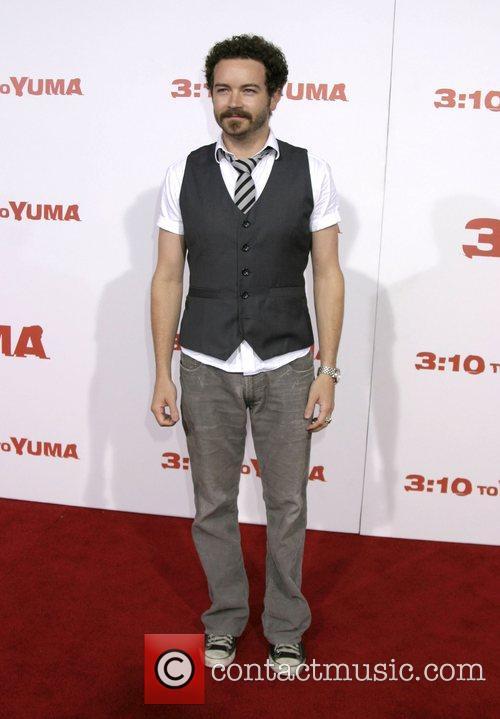 Danny Masterson Premiere of '3:10 to Yuma' held...