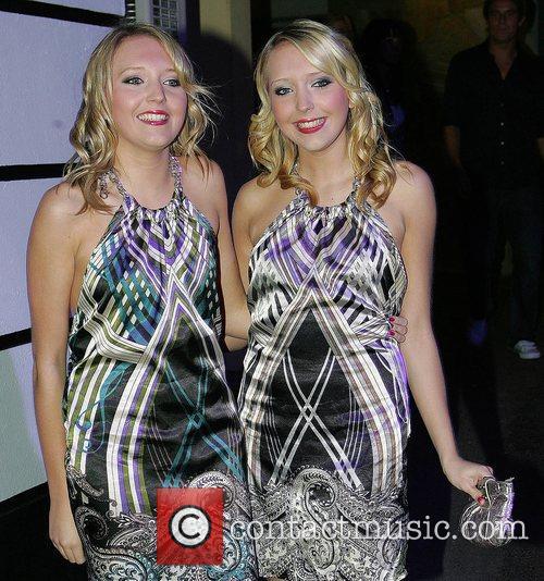 Samantha Marchant and Amanda Marchant  from 'Big...