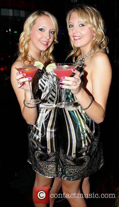 Amanda Marchant and Samantha Marchant  from 'Big...