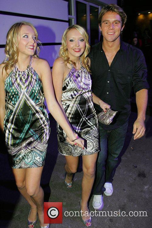 Samantha Marchant, Amanda Marchant and Zac 'Ziggy' Lichman...