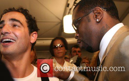 Zac Posen and P Diddy (aka Sean Combs)...