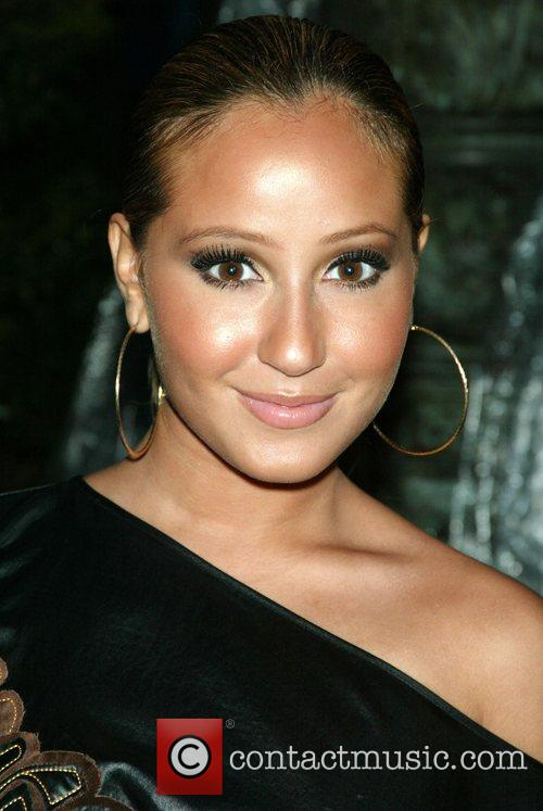 Adrienne Bailon from The Cheetah Girls Mercedes-Benz Fashion...