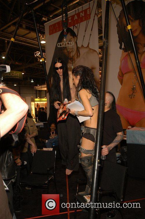 Photo Album: Matt Zane At the AVN Adult Entertainment...