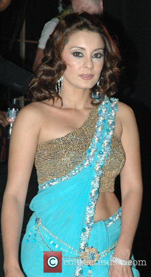 Guest The Zee Cinema Awards 2008 at the...