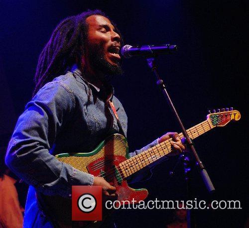Ziggy Marley performs at Shepherd's Bush Empire
