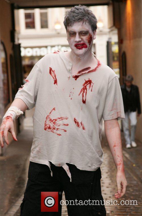 Leeds Zombie film festiville held at City Varieties...