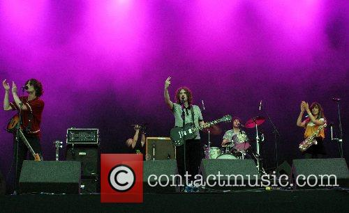 The Zutons, Knowsley Hall Music Festival
