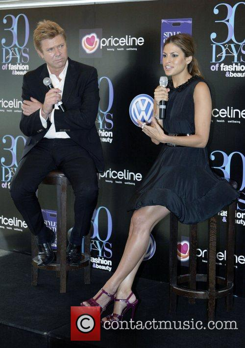 During a press conference to launch `30 Days...