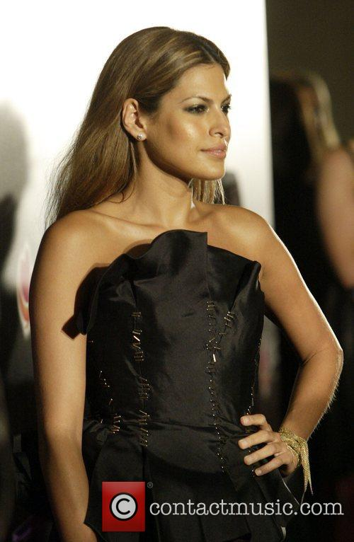 Eva Mendes The launch of 30 Days of...