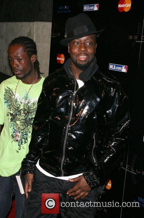 Jimmy Yo and Wyclef Jean 33 Club Party...