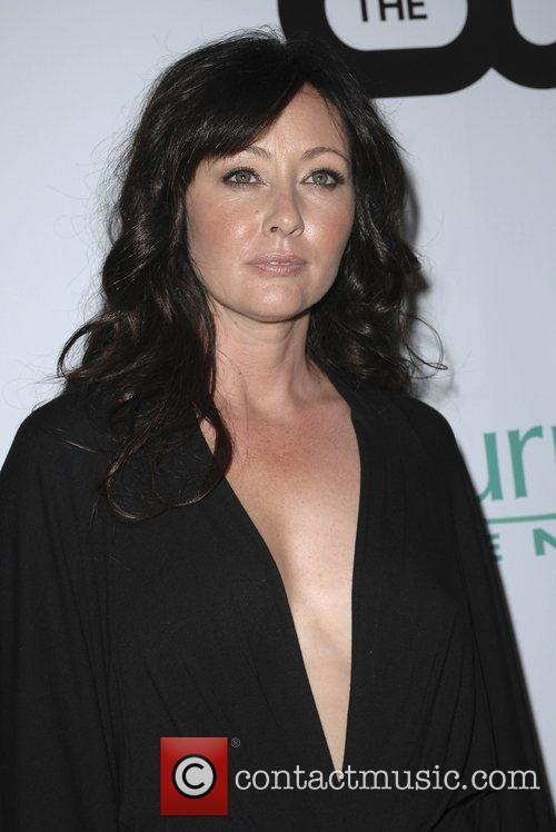 shannen doherty cw network
