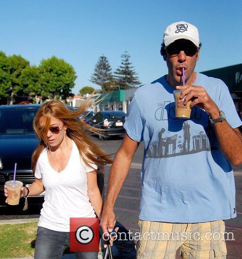 Brad Garrett and His Girlfriend 2