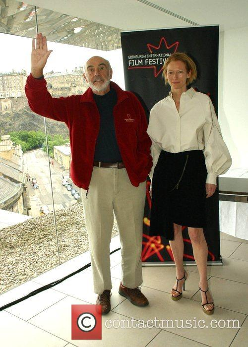 Sean Connery and Tilda Swinton 10