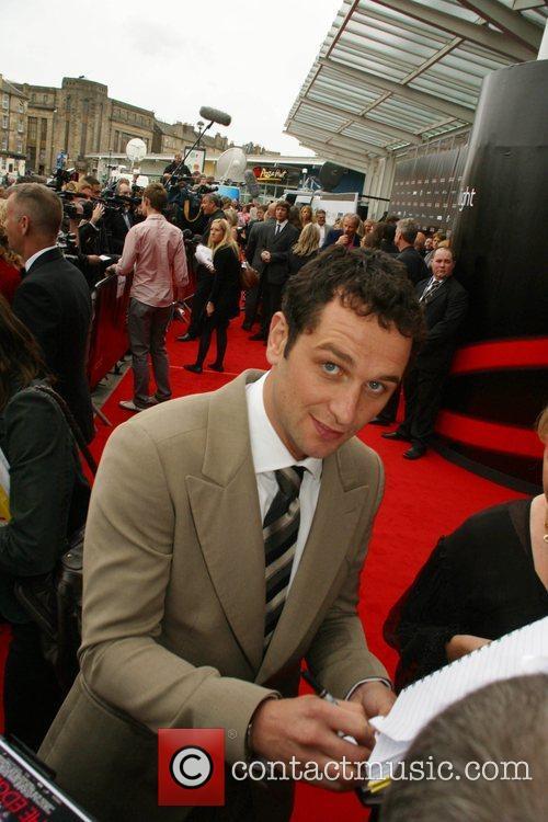 Matthew Rhys Edinburgh Film Festival - Day 1...
