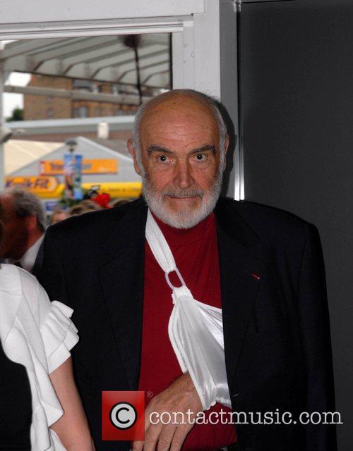 Sir Sean Connery Edinburgh Film Festival - Day...