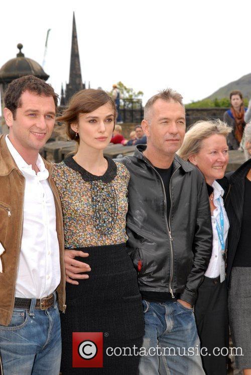 Matthew Rhys, Keira Knightley, John Maybury Attend a...