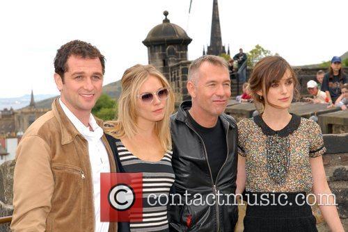 Matthew Rhys, Sienna Millar, John Maybury and Keira...