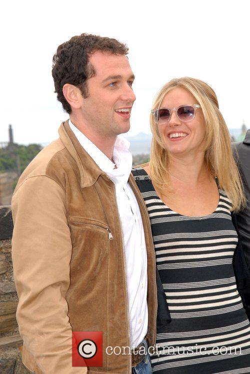 Matthew Rhys and Sienna Millar  Attend a...