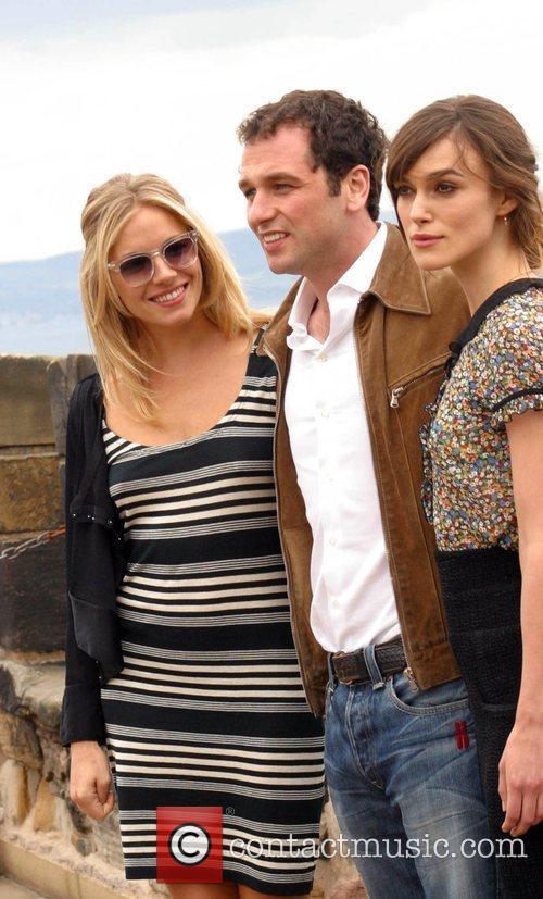 Sienna Millar, Matthew Rhys and Keira Knightley Attend...