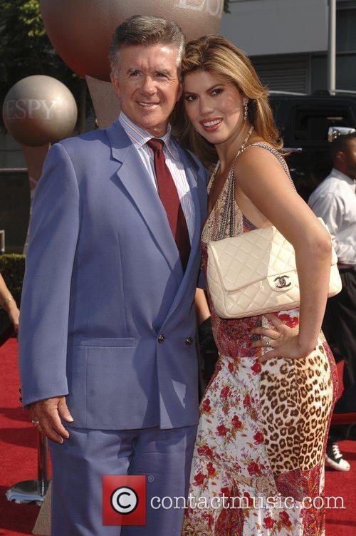 Alan Thick and Tanya Callau The 2008 ESPY...