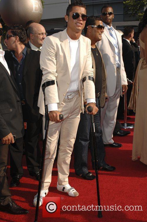 Cristiano Ronaldo The 2008 ESPY Awards held at...
