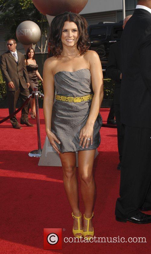 Danica Patrick The 2008 ESPY Awards held at...