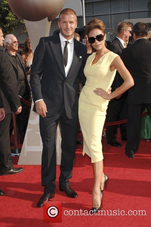 David Beckham and Victoria Beckham 17